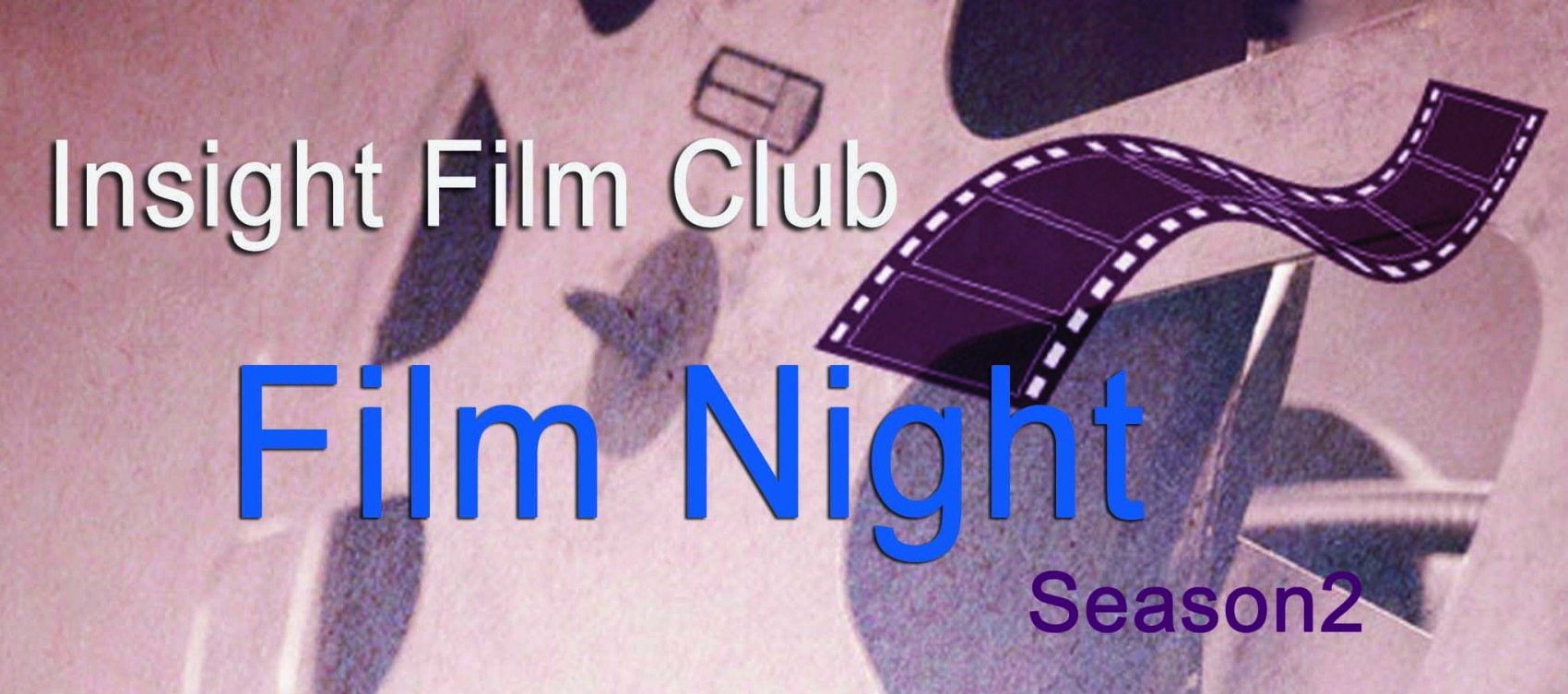 1st Insight Film club poster